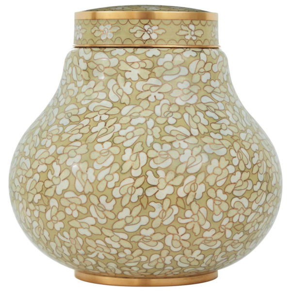Ivory Pearl Cloisonne